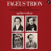 Mendelssohn, Glaser, Beethoven & Villa-Lobos: Chamber Music