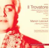 Verdi: Il Trovatore (incomplete)