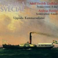 Lindblad: String Quartet in F minor & String Quintet in A major