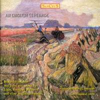 An English Serenade (works for bassoon & piano)