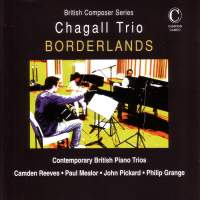 Borderlands: Contemporary British Piano Trios