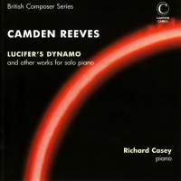 Camden Reeves: Lucifer's Dynamo