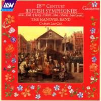 18th-Century British Symphonies