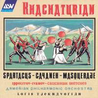 Khachaturian: Suites