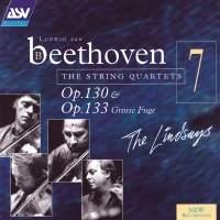 Beethoven: String Quartets Volume 7