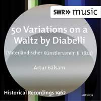 50 Variations on a Waltz by Diabelli