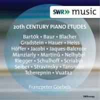20th Century Piano Etudes