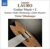 Antonio Lauro - Guitar Music Volume 2