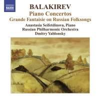 Balakirev - Piano Concertos
