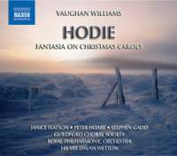 Vaughan Williams: Hodie (A Christmas Cantata)