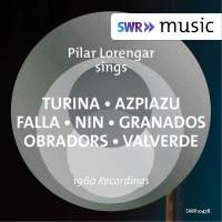 Turina, Azpiazu, Falla & Others: Spanish Songs