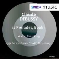 Debussy: Préludes, Book 1, L. 117