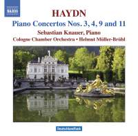 Haydn - Piano Concertos Nos. 3, 4, 9 and 11