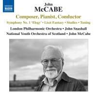 John McCabe: Composer, Pianist, Conductor