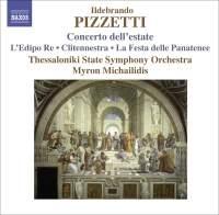 Pizzetti - Concerto dell'estate