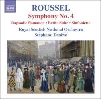 Roussel: Symphony No. 4