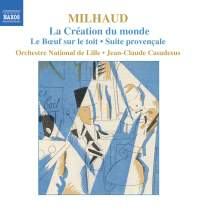 Milhaud: Orchestral Works