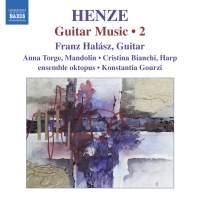 Henze: Guitar Music Volume 2