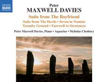 Maxwell Davies: Suite from 'The Boyfriend', Suite from 'The Devils' & Other Works