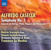 Casella - Symphony No. 1