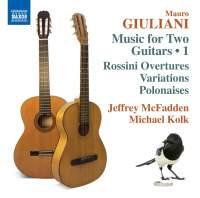 Giuliani: Music For 2 Guitars
