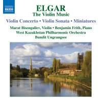 Elgar: The Violin Music