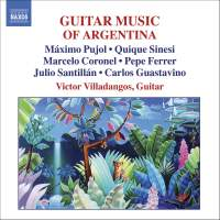 Guitar Music of Argentina Volume 2