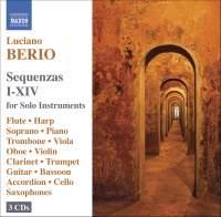 Berio: Sequenzas I-XIV for Solo Instruments