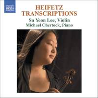 Heifetz - Transcriptions for Violin and Piano