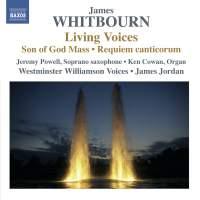 James Whitbourn: Living Voices