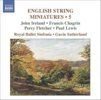 English String Miniatures Volume 5