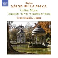 Sáinz De La Maza: Guitar Music