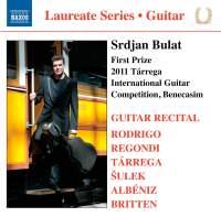 Guitar Recital: Srdjan Bulat