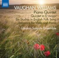 Vaughan Williams: Piano Quintet