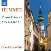 Hummel: Piano Trios Volume 2