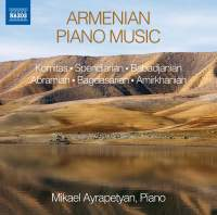 Armenian Piano Music