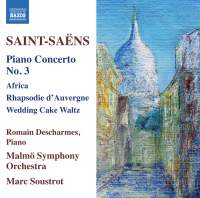 Saint-Saëns: Piano Concerto No. 3
