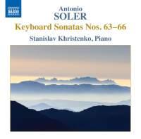 Antonio Soler: Keyboard Sonatas Nos. 63-66