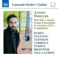 Guitar Recital: Armen Doneyan