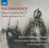 Rachmaninov: Piano Concerto No. 2 & Etudes-tableaux Op. 33
