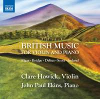 British Music for Violin and Piano