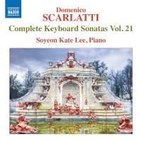 Scarlatti: Keyboard Sonatas, Vol. 21