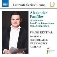 Debussy, Seco de Arpe, Mussorgsky & Albéniz: Piano Works