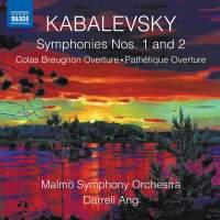 Kabalevsky: Symphonies Nos. 1 & 2