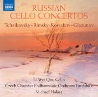 Russian Cello Concertos