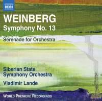 Weinberg: Symphony No. 13
