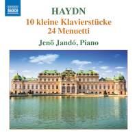 Haydn: 10 Klavierstucke