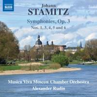 Stamitz: Symphonies, Op. 3