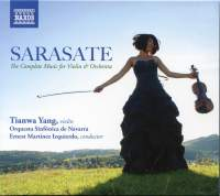 Sarasate: The Complete Music for Violin and Orchestra