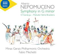 Alberto Nepomuceno: Symphony In G
